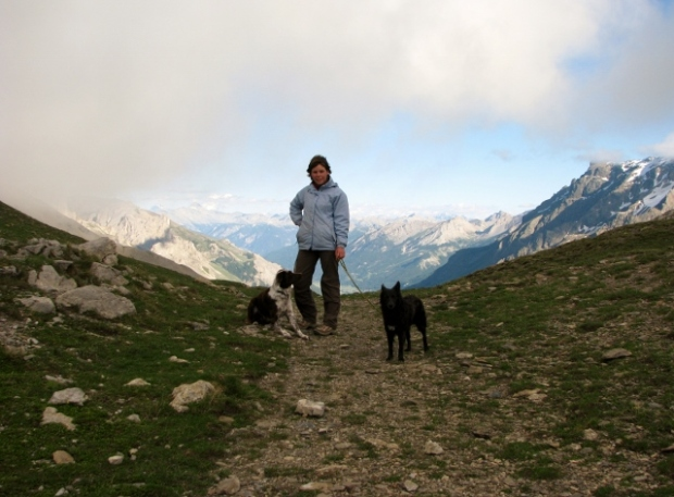 Kutyákkal a világ tetején